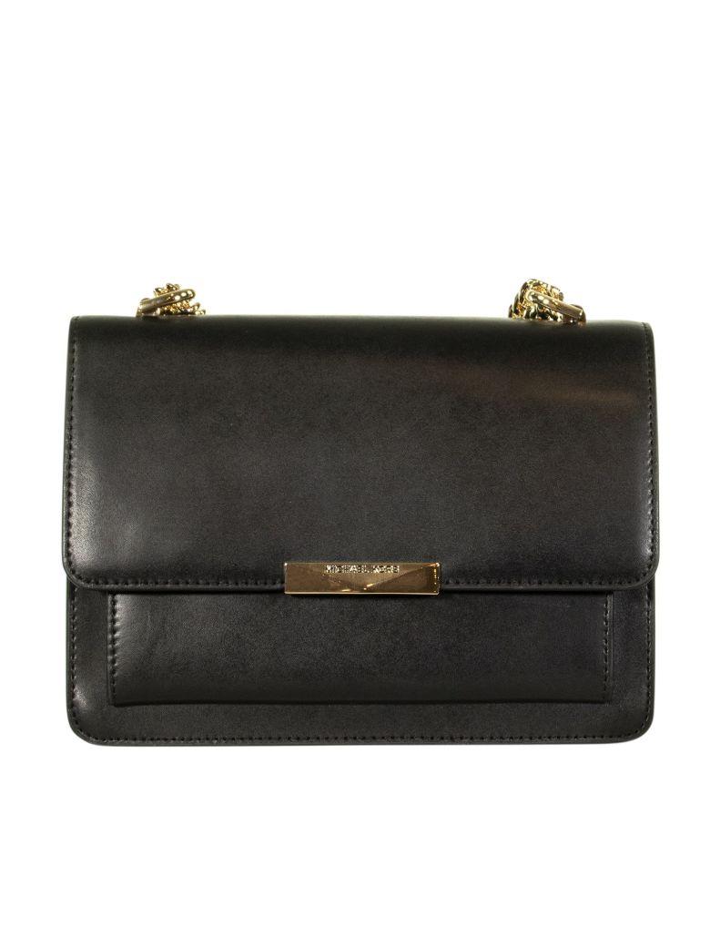Michael Kors Jade Shoulder Bag - BLACK