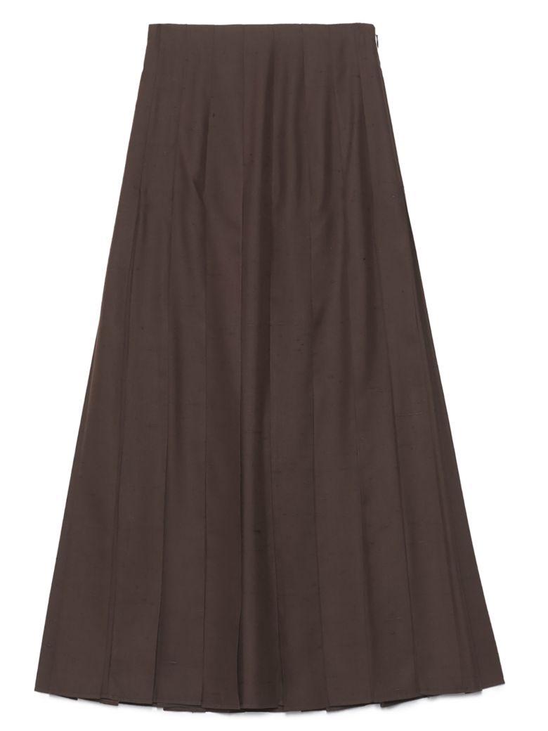 Agnona Skirt - Brown