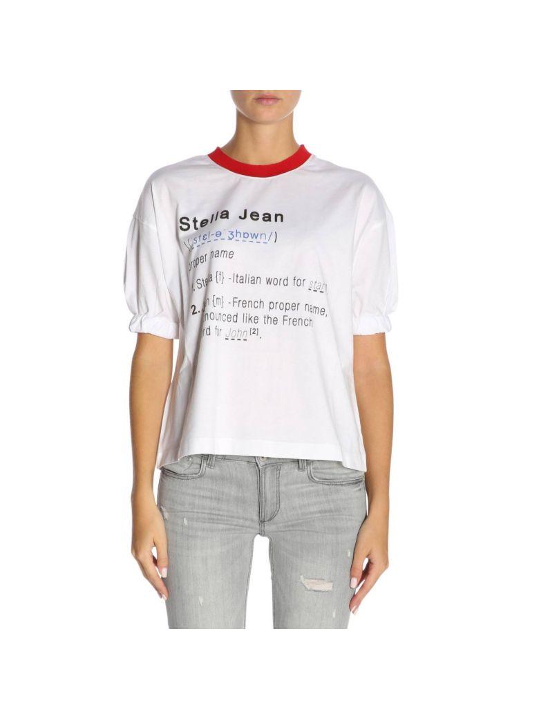 Stella Jean T-shirt T-shirt Women Stella Jean - white