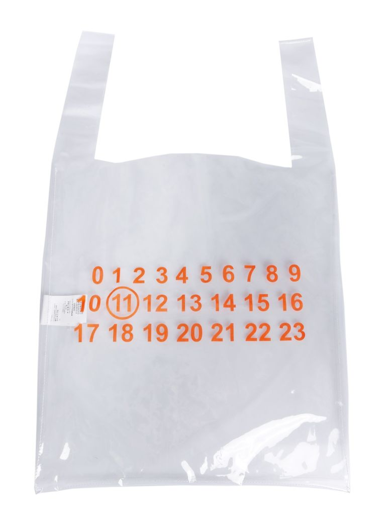 Maison Margiela Shopping Bag - ARANCIONE