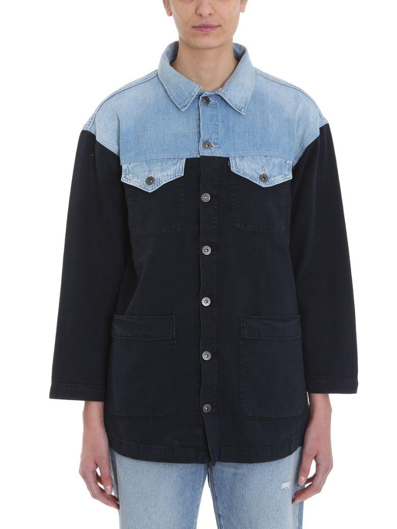Levi's Trucker Chore Coat - blue