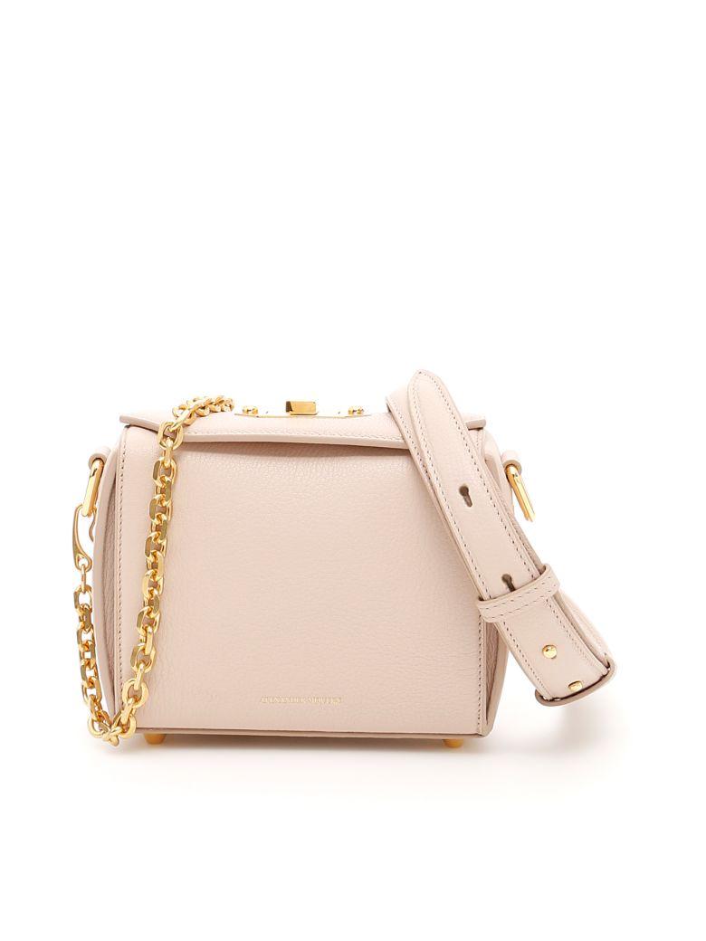 Alexander McQueen Box Bag 16 - NUDE (Pink)