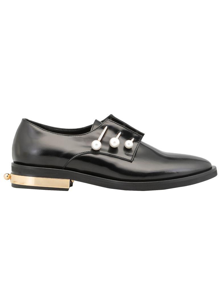 Coliac Fernanda Lace-up Shoe - Black