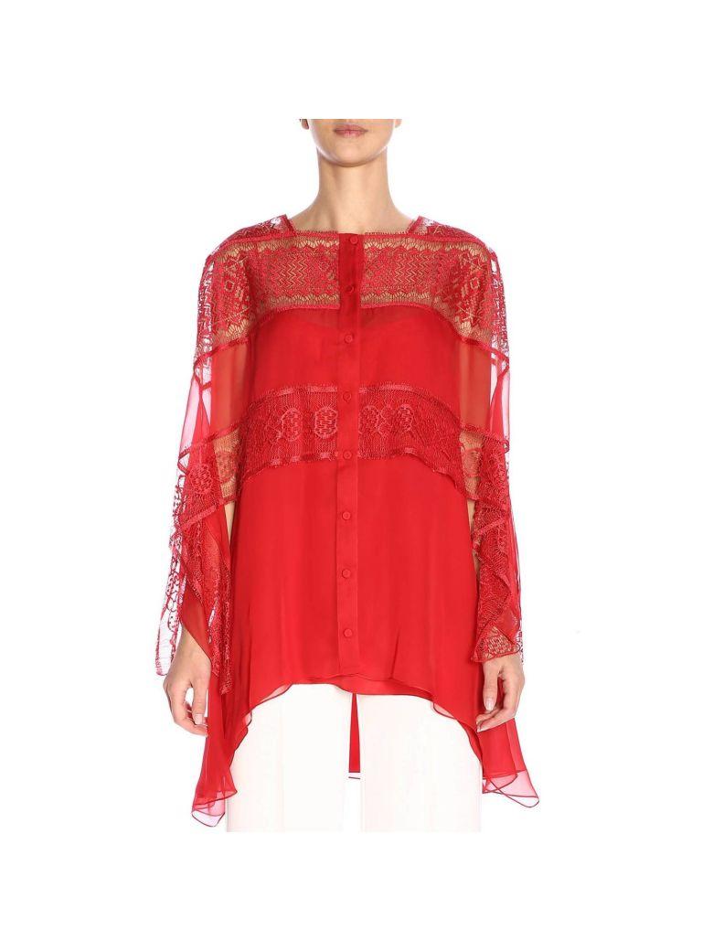 Alberta Ferretti Shirt Shirt Women Alberta Ferretti - red