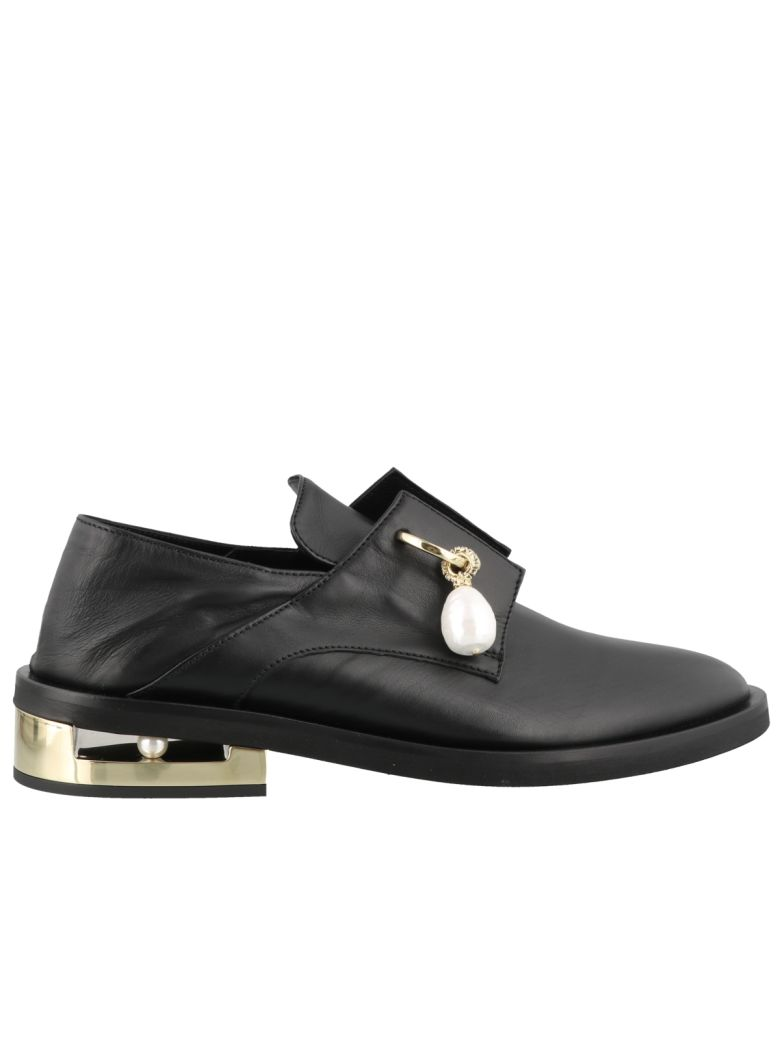 Coliac Nathan Laced Up Shoes - Black