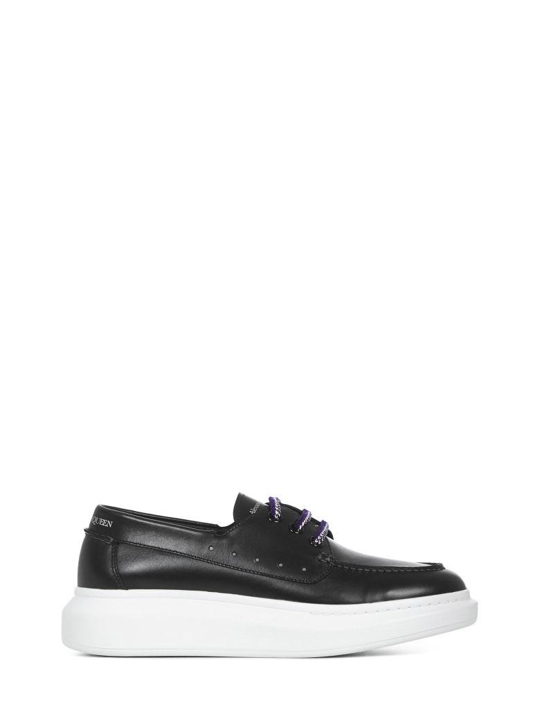 Alexander McQueen Sneakers - Black/silver