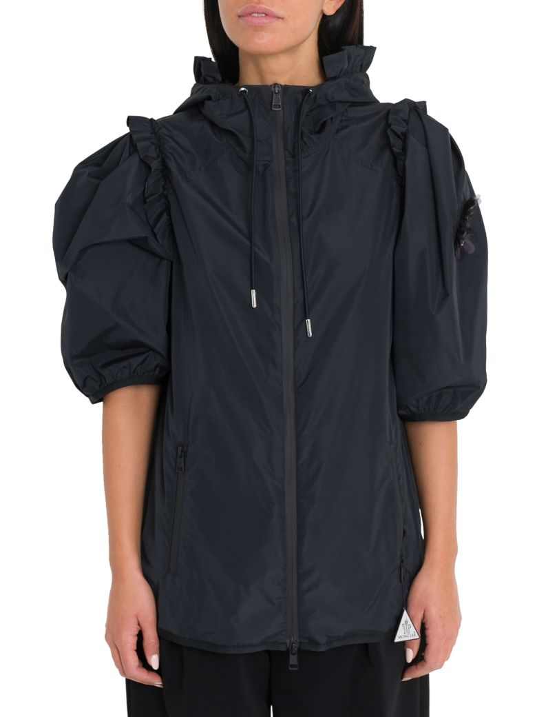 Moncler Genius Pansy Jacket By Simone Rocha - Black