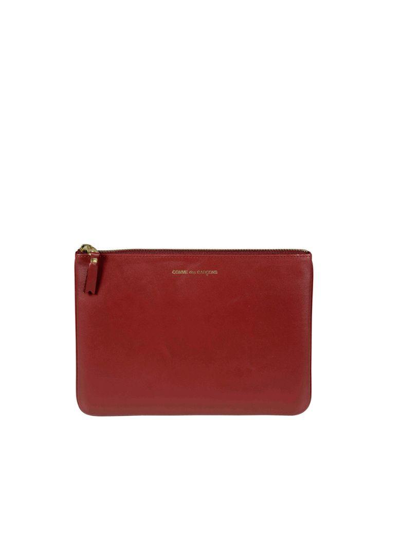 Comme des Garçons Wallet Classic Wallet - Red