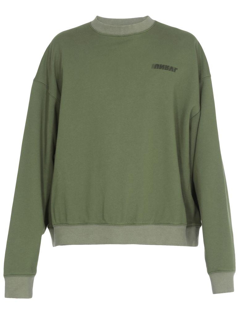 Ben Taverniti Unravel Project Cotton Sweatshirt - Basic