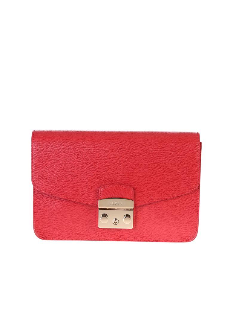 Furla Metropolis Small Bag - Red