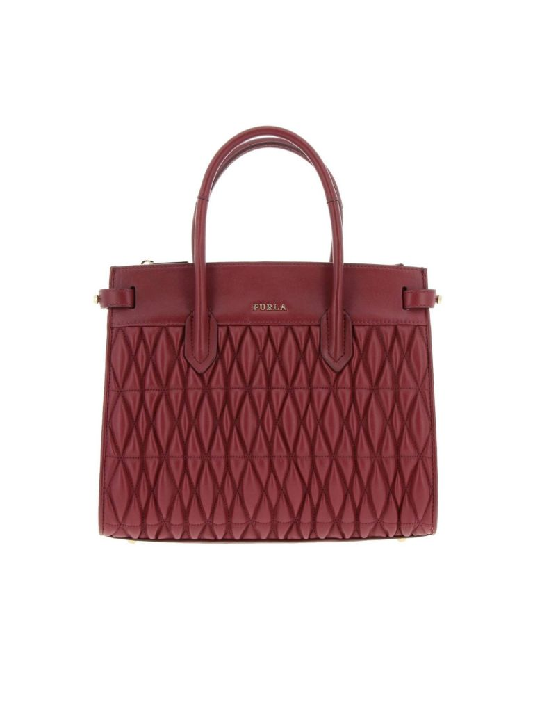 Furla Handbag Shoulder Bag Women Furla - cherry