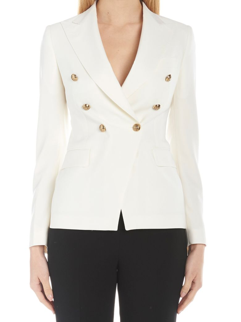 Tagliatore 'j-alicya' Jacket - White