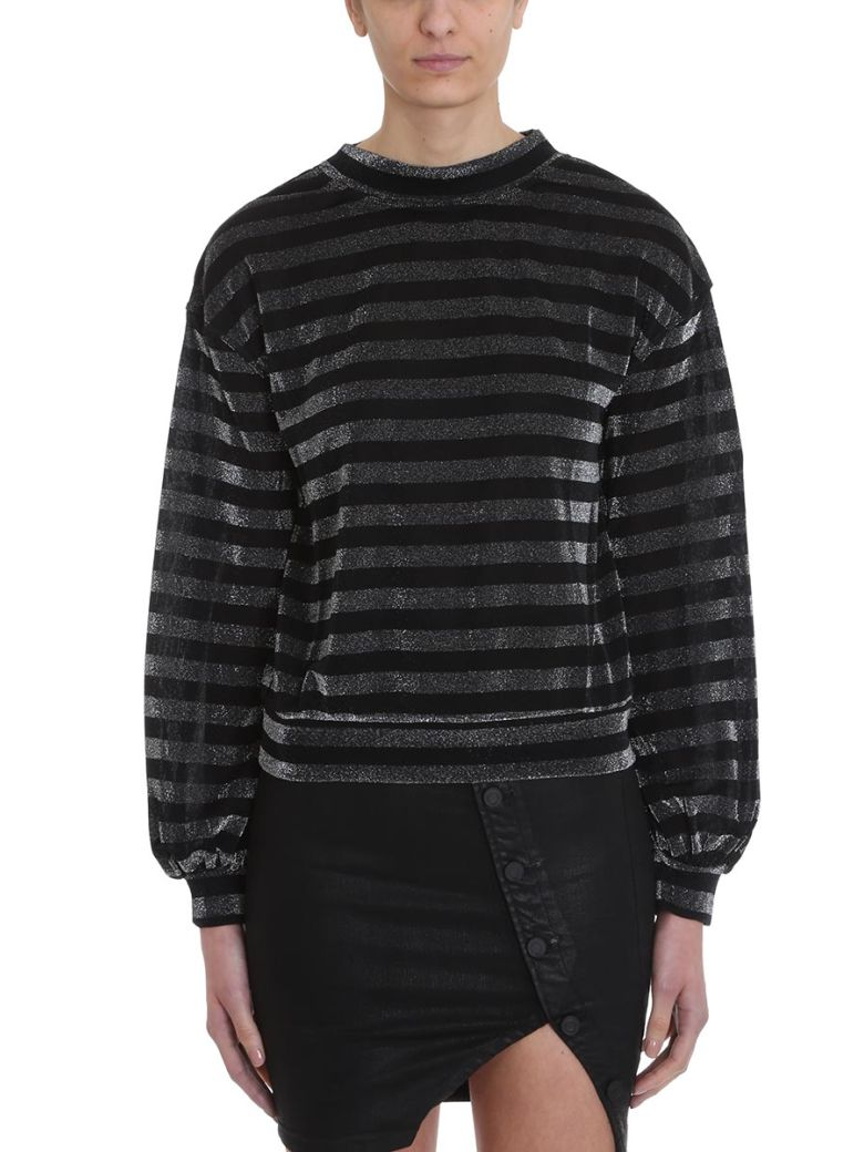 RTA Bell Sleeve Sweater - Black
