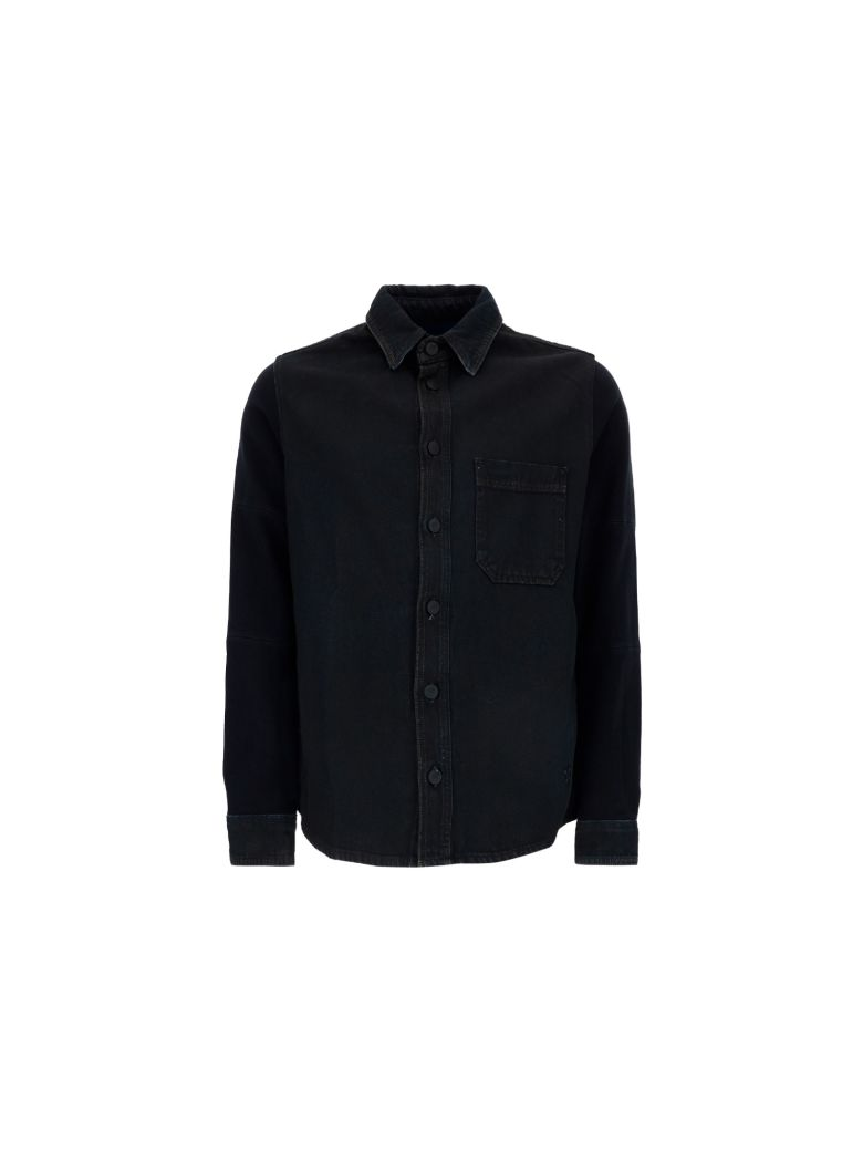 Off-White Shirt - Black medi