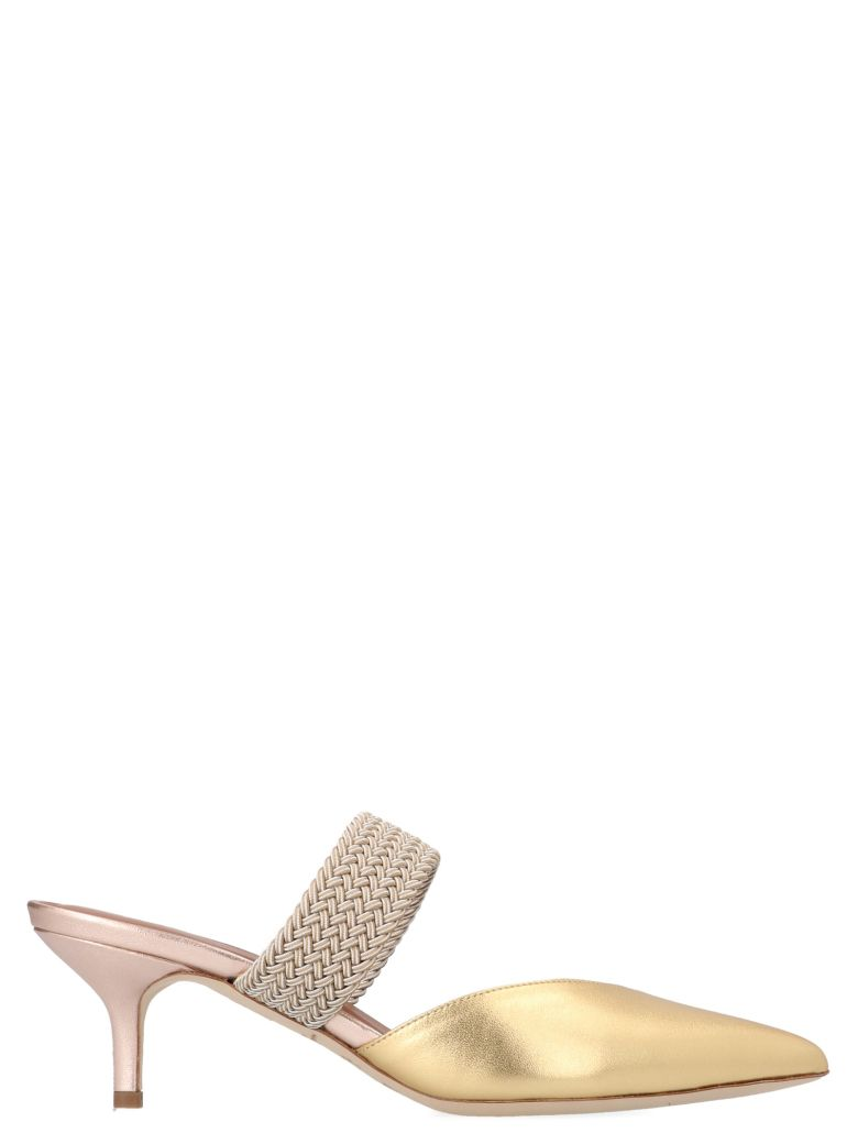 Malone Souliers 'maisie Luwolt' Shoes - Gold
