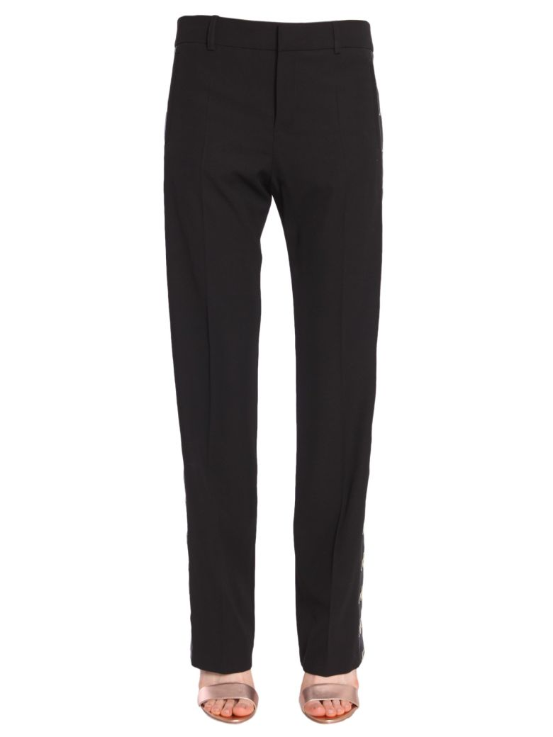 Faith Connexion Trumpet Trousers - NERO