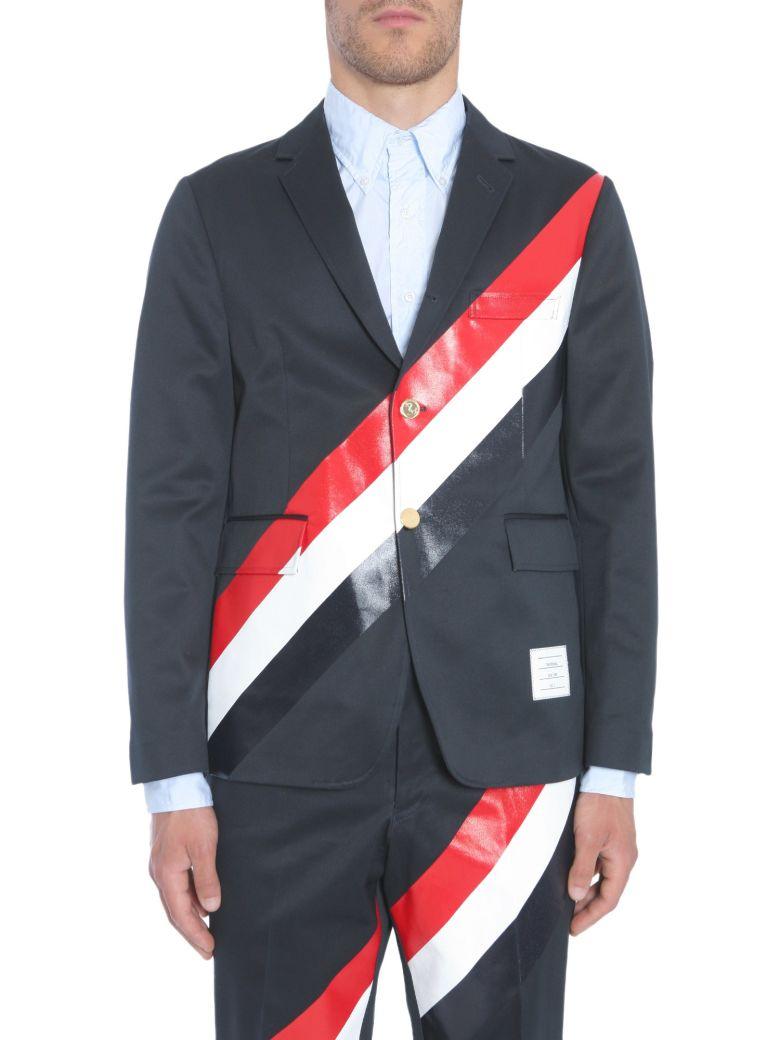 Thom Browne Deconstructed Jacket - BLU