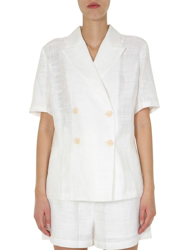Jovonna Darra Shirt - BIANCO