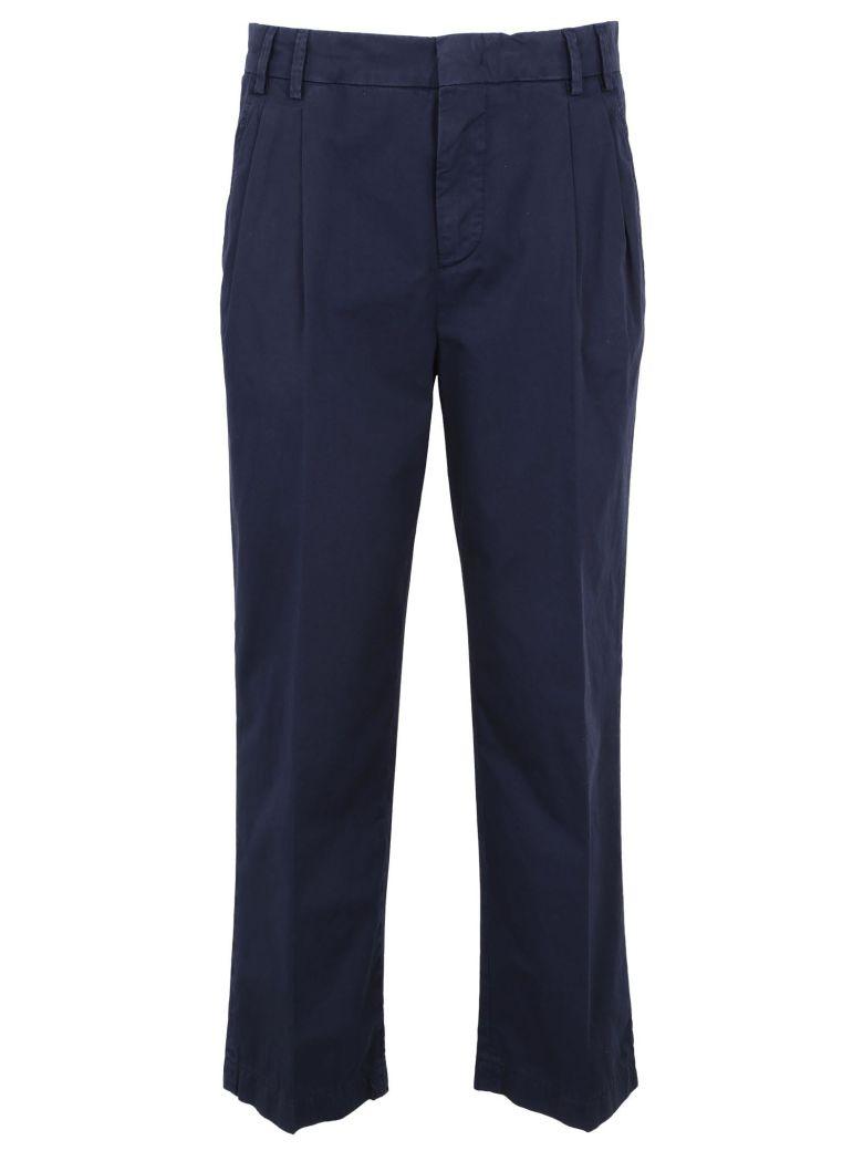 Aspesi Classic Trousers - Blue