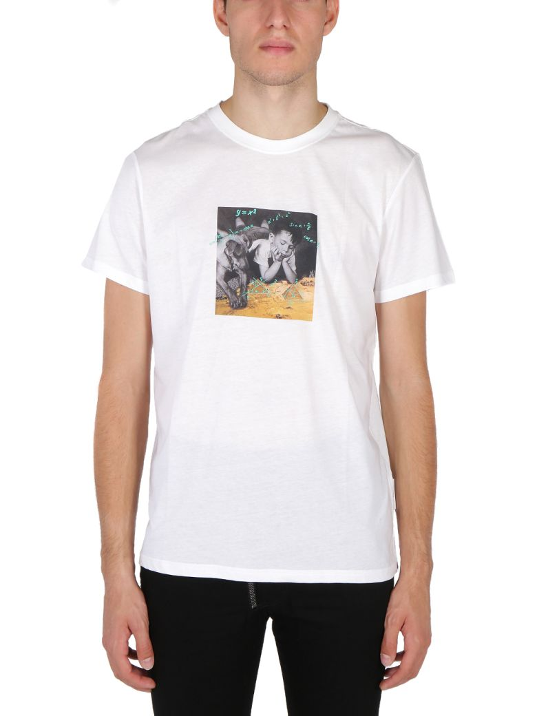 Les Benjamins - T-shirt - White