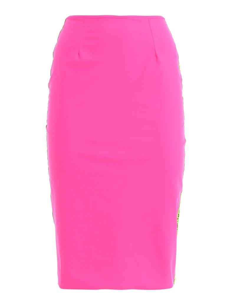 GCDS Pencil Skirt - Pink