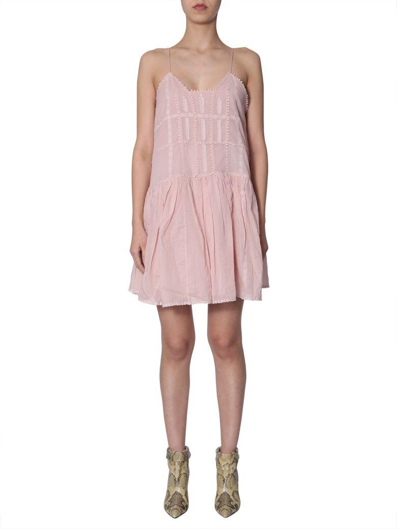 Isabel Marant Étoile Amelie Dress - ROSA