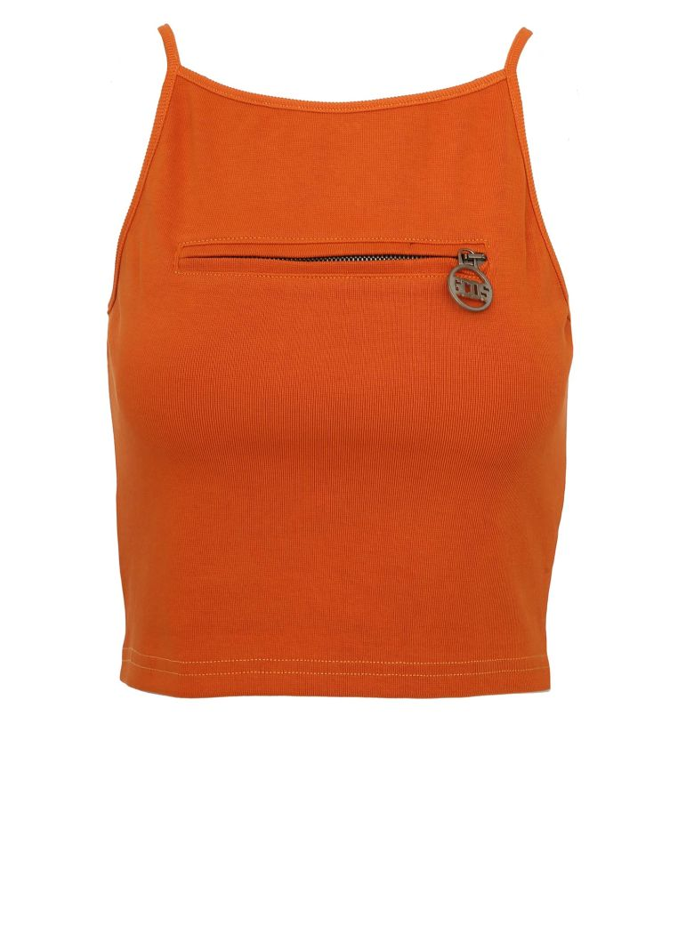GCDS Top - Orange