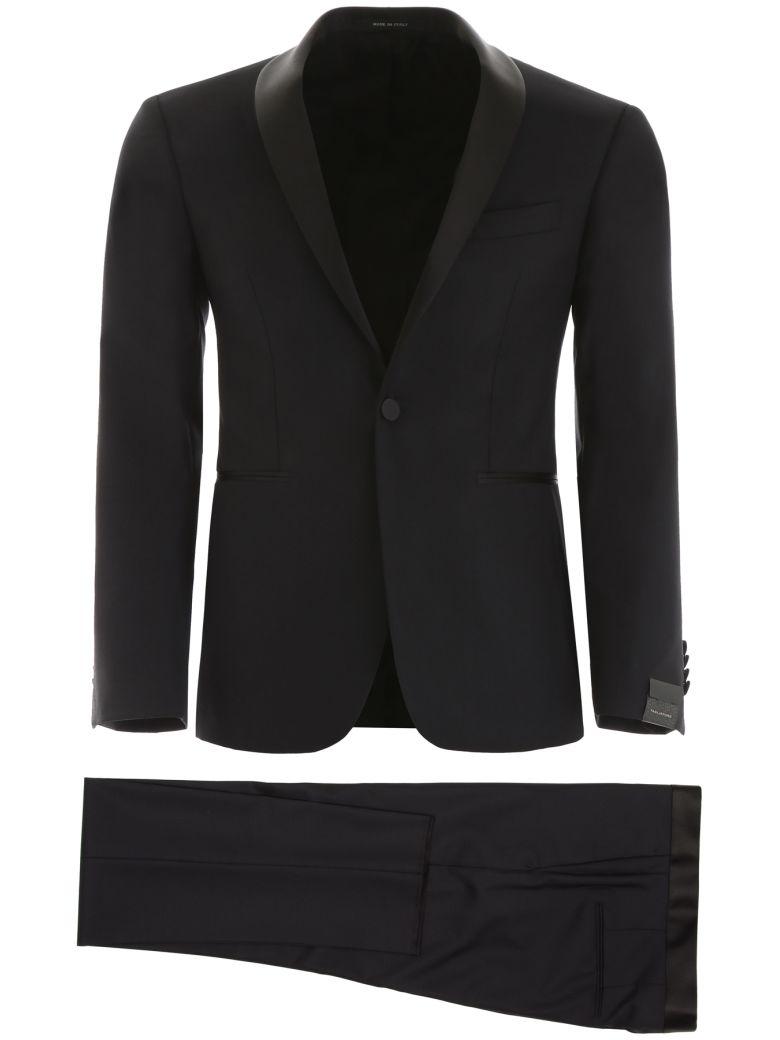 Tagliatore Tuxedo Suit - BLACK (Black)