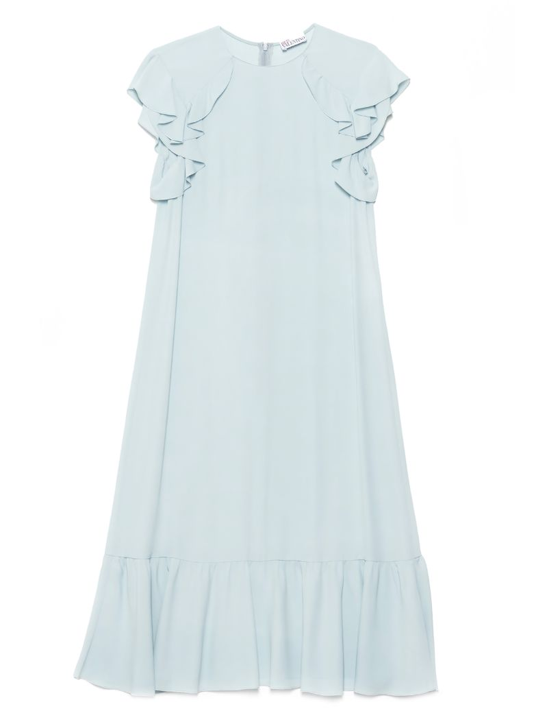 RED Valentino Dress - Azzurro