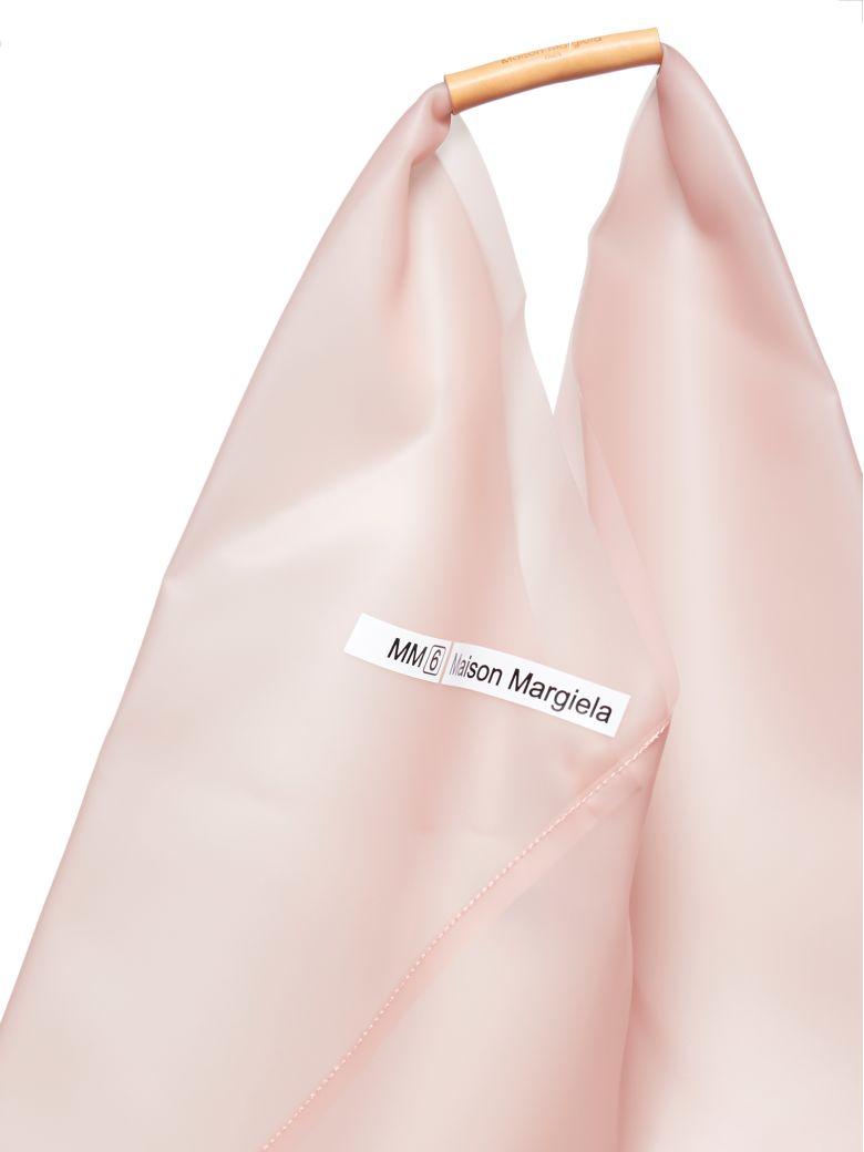 MM6 Maison Margiela Transparent Tote - Rosa