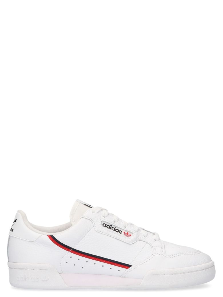 Adidas Originals 'continental 80' Shoes - White