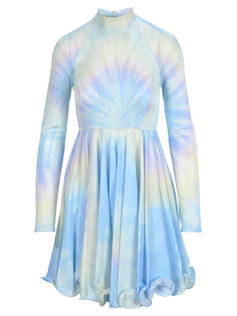 Stella McCartney Mini Dress Tie Die - Basic