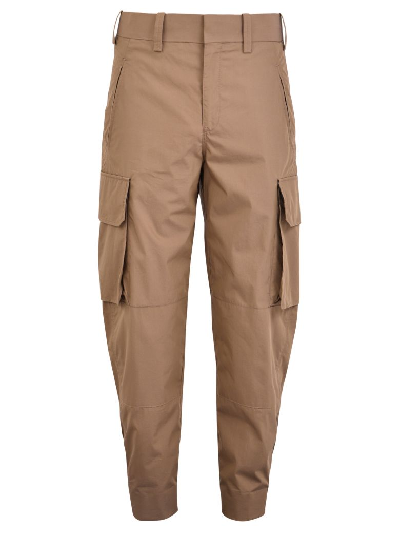 Neil Barrett Cargo Trousers - Green