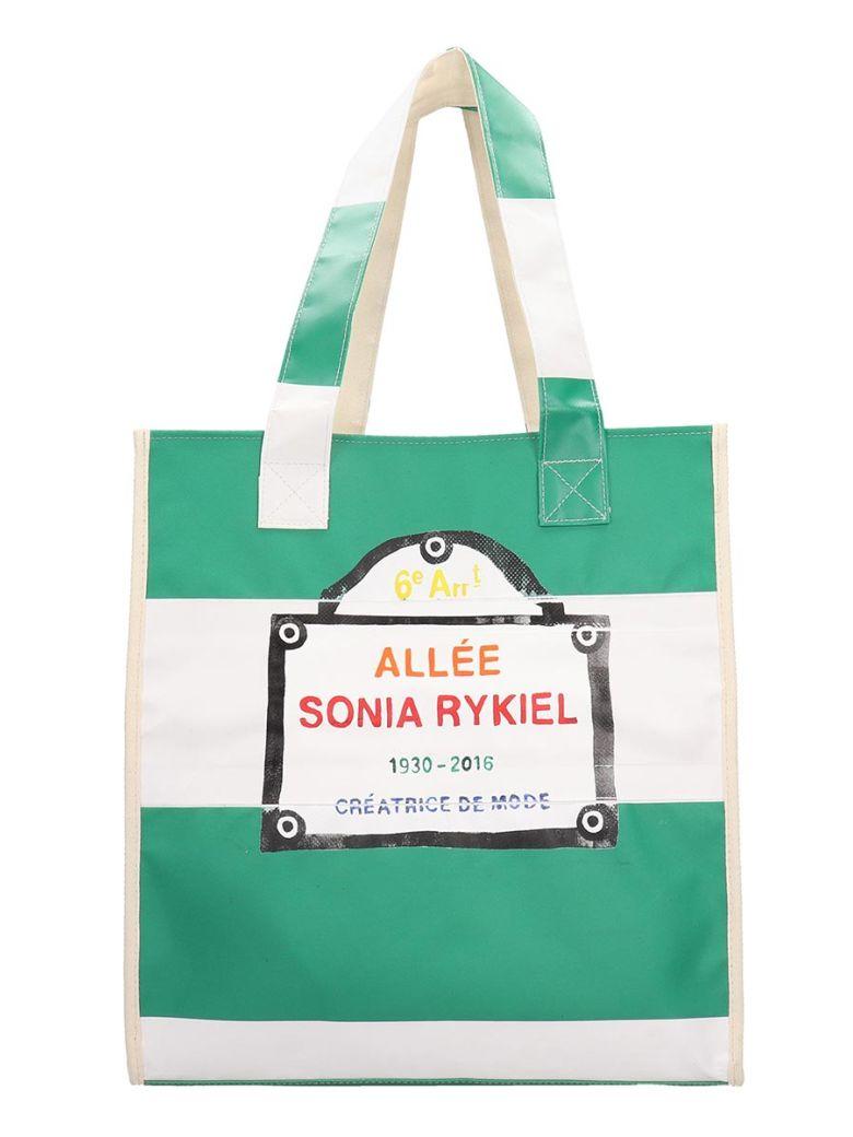 Sonia Rykiel Allee Rykiel Tote Bag - white