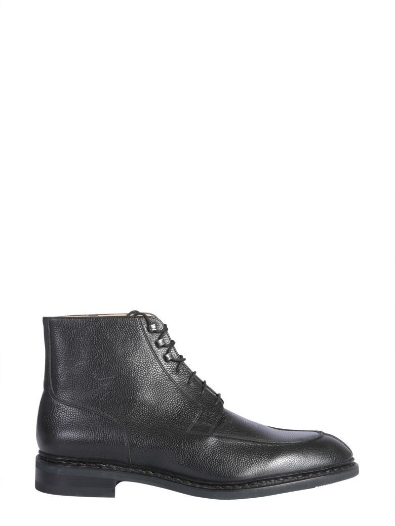 Paraboot Serignan High Lace-up Boots - NERO