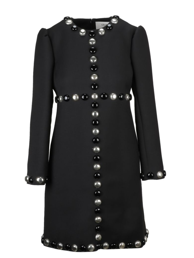 Celine A-line Dress - No