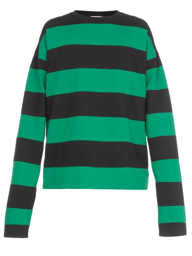 Marni Cotton T-shirt - GREEN