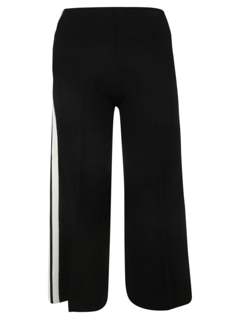 Veronica Beard Side Striped Trousers - Black