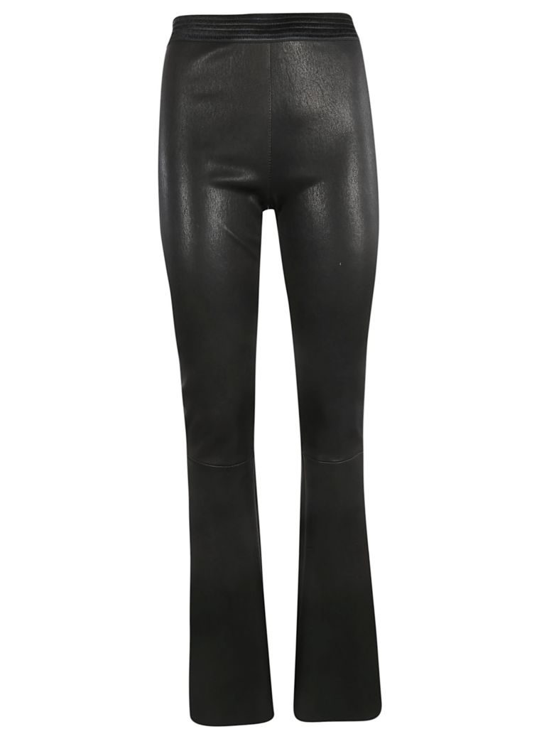 DROMe Flared Trousers - Black