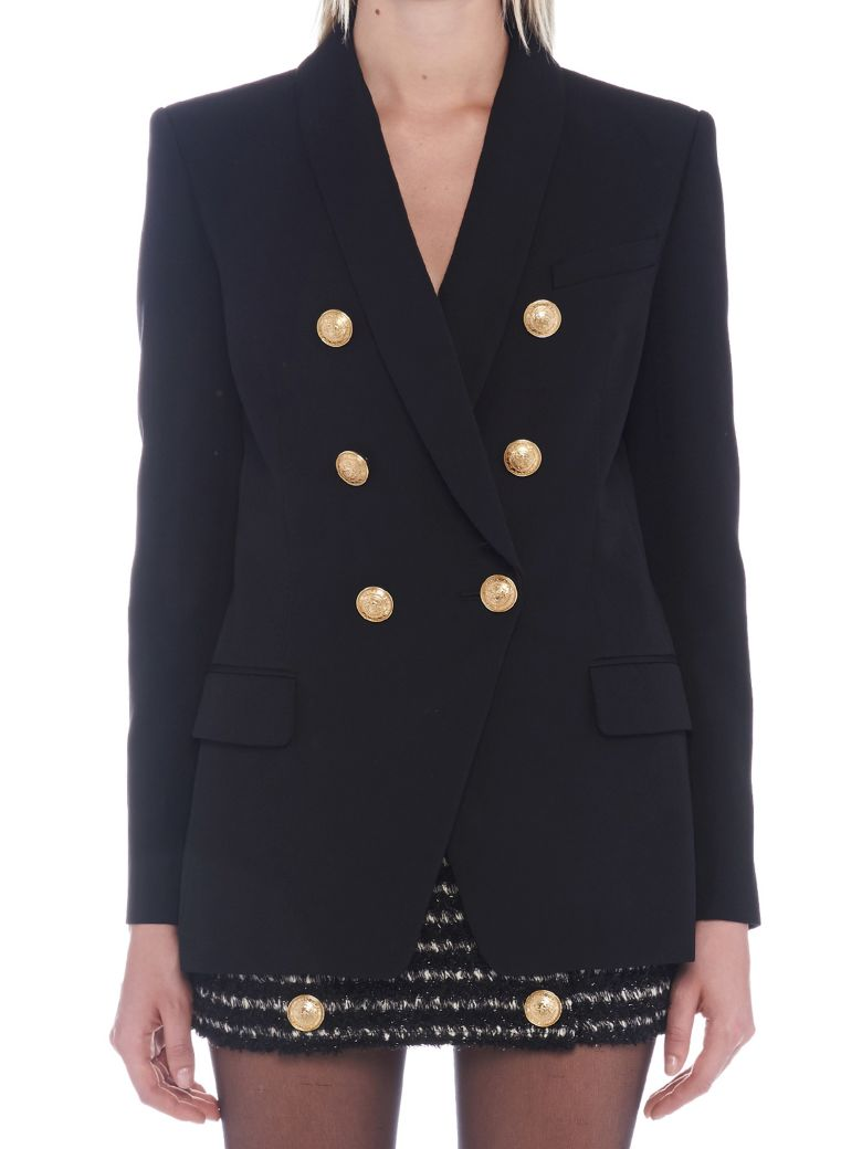 Balmain Jacket - Black