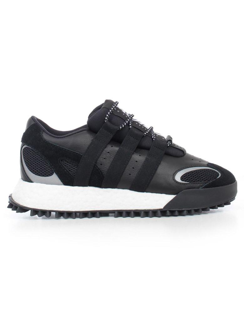 Adidas Originals by Alexander Wang Adidas By Alexander Wang Lace-up Sneakers - Black
