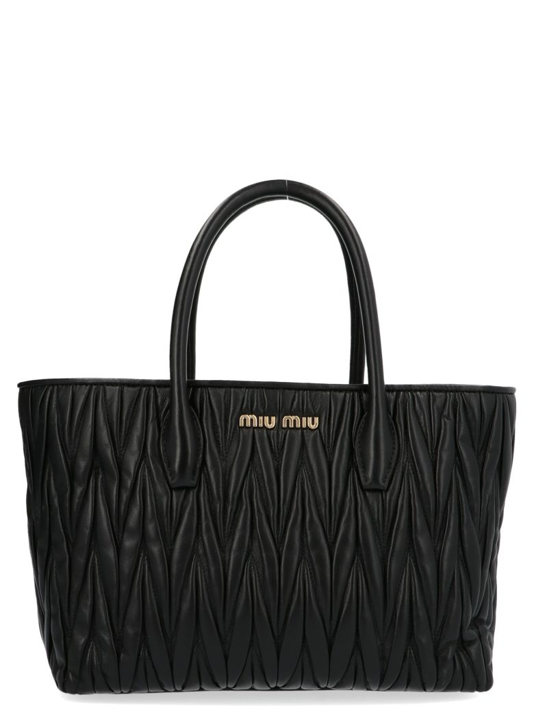 Miu Miu Bag - Black