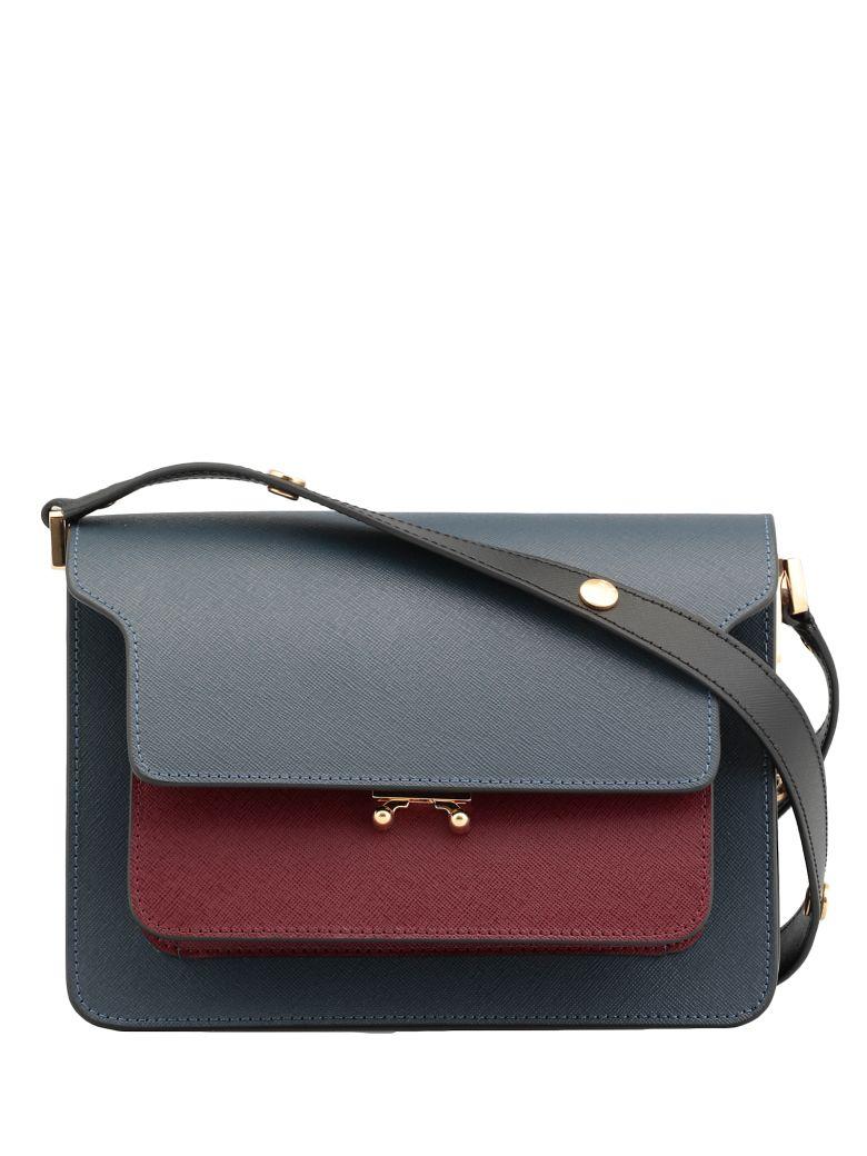 Marni Shoulder Bag Leather - Basic