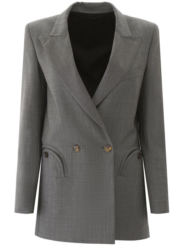 Blazé Milano Gone Away Everyday Blazer - GREY (Grey)