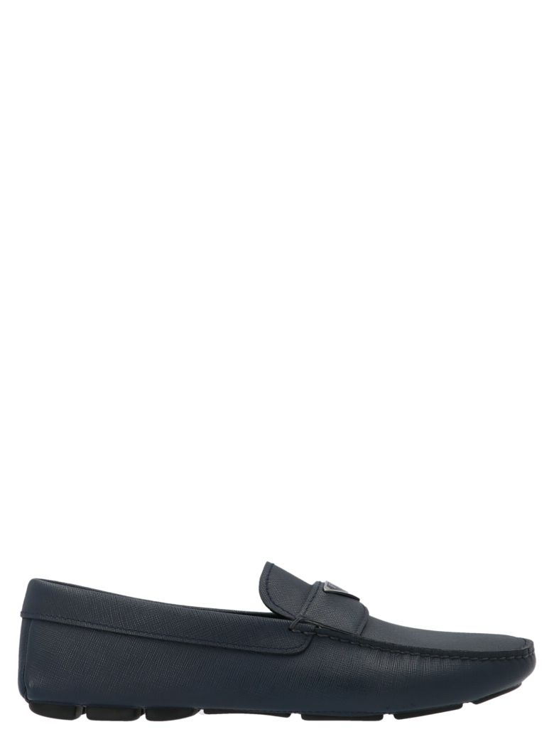 Prada Shoes - Blue