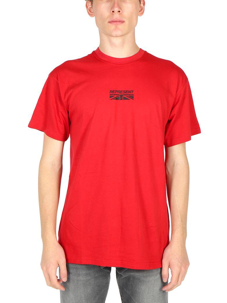REPRESENT - Logo T-shirt - Red