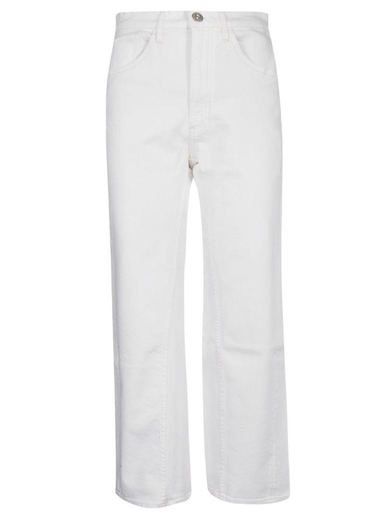 3x1 Aimee Wide Leg Jeans - Dutch White