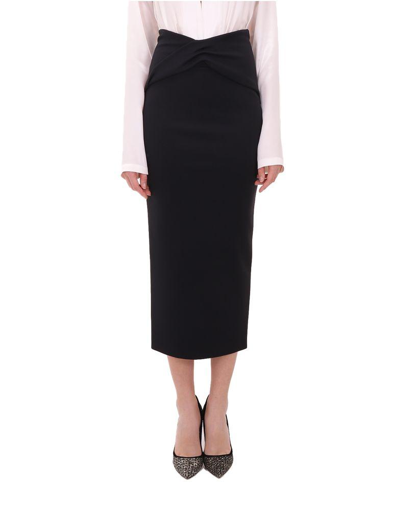 Haider Ackermann Black Skirt - Black