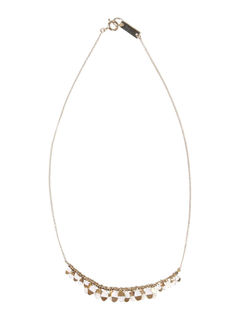 Isabel Marant Necklace With Resin Details - ORO