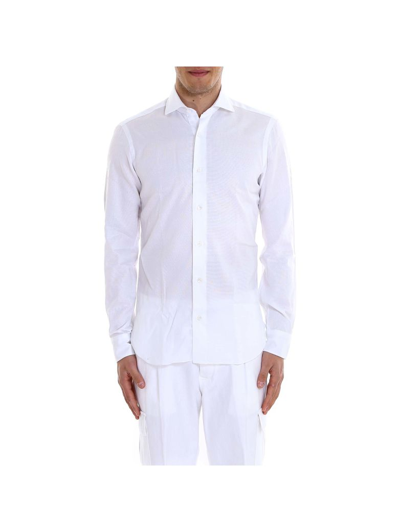 Barba Napoli Dandylife Shirt - White